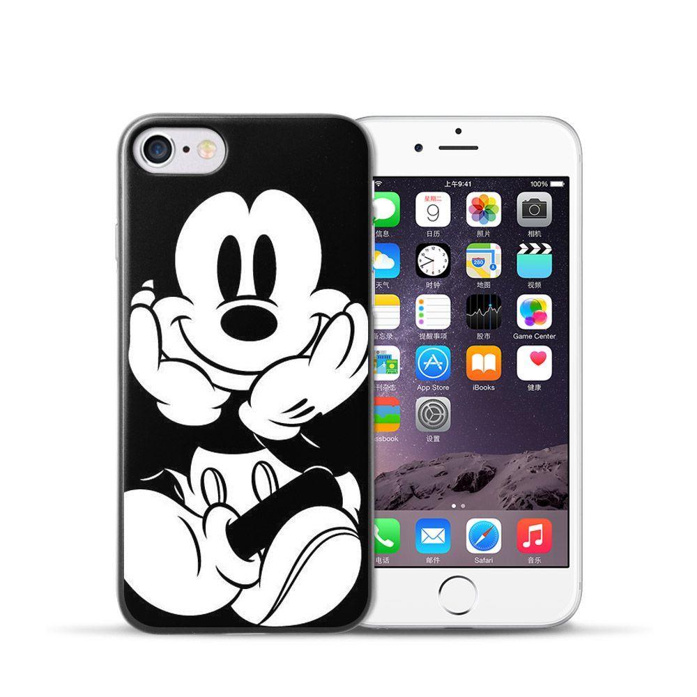 carcasas iphone 7 mickey